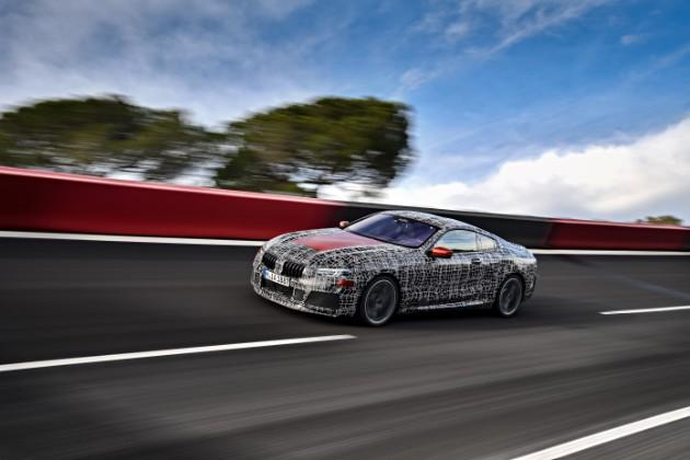 BMW везет в Женеву тайный концепт 1