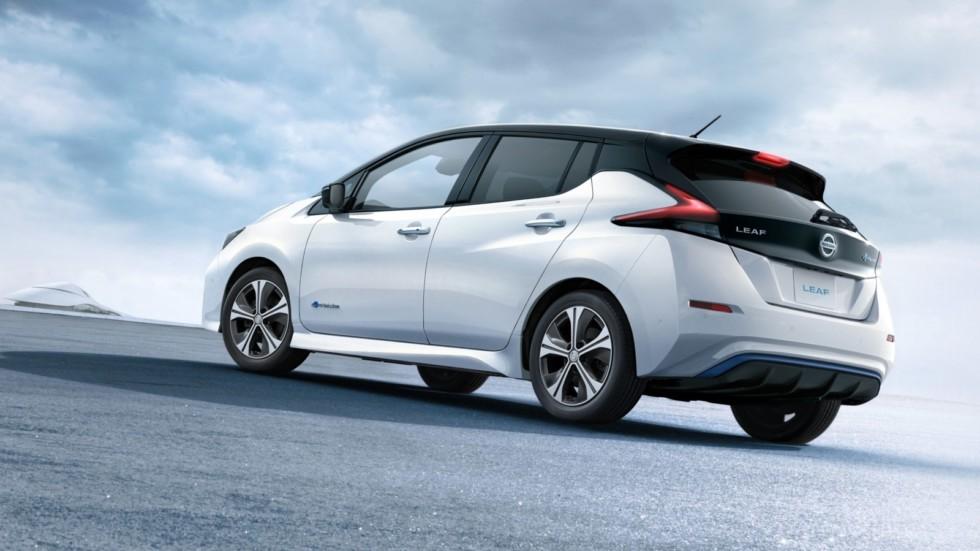 Nissan презентует 6 новых электромобилей 2