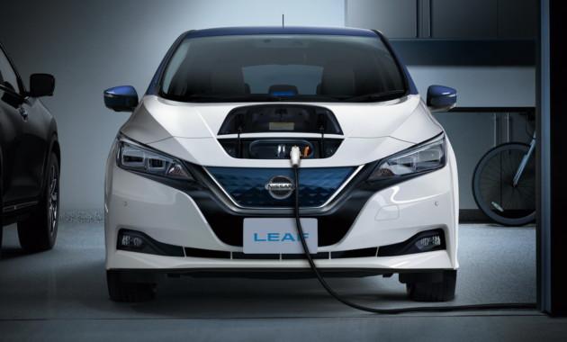 Nissan презентует 6 новых электромобилей 1