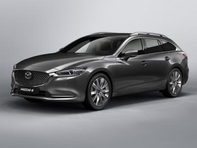 Mazda6 в кузове универсал готовится к дебюту 1