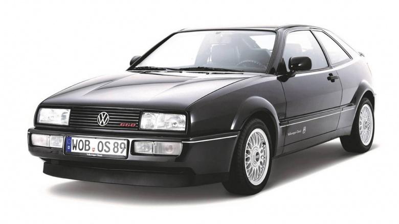 Легендарная модель Volkswagen отмечает 30-летний юбилей 1