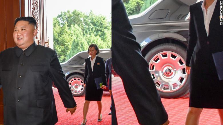 СМИ разглядели новый автомобиль Ким Чен Ына 1