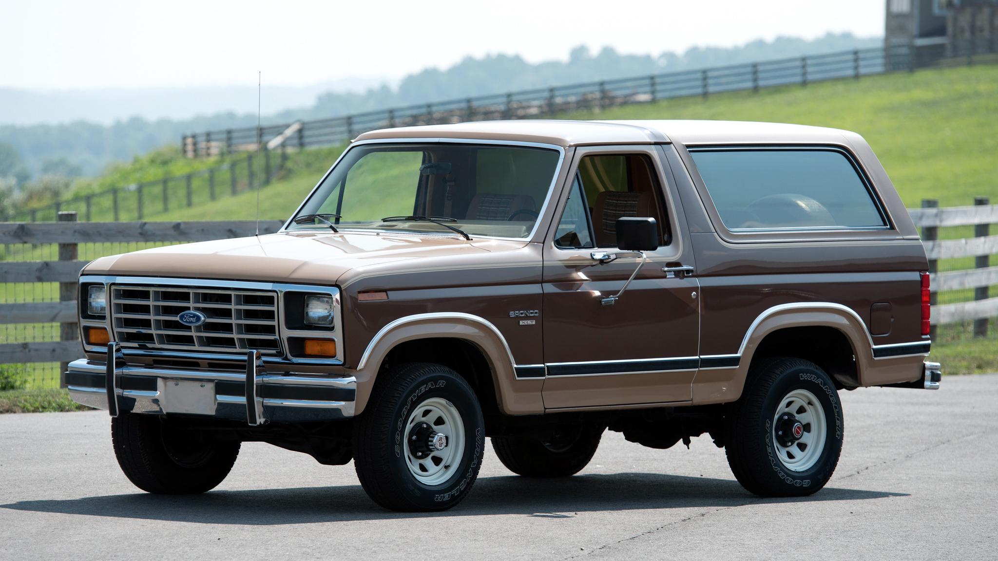 Возрожденный большой «Форд»: свежие подробности 1