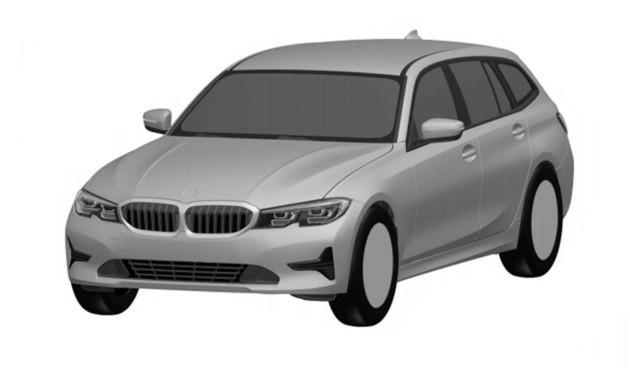 Рассекречен универсал на базе новой «трешки» BMW 1