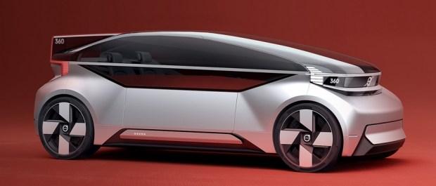 Veoneer и Volvo представили «мозг» для машин-роботов 2