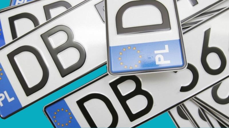 Водители начали использовать «быстрый» способ возврата конфискованной «евробляхи» 1