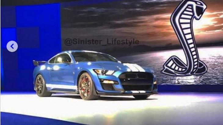 Самый мощный Ford Mustang получит 800-сильный мотор 1
