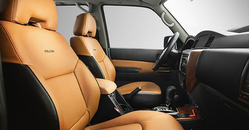 Nissan выпустил внедорожник под названием «Газель» 1