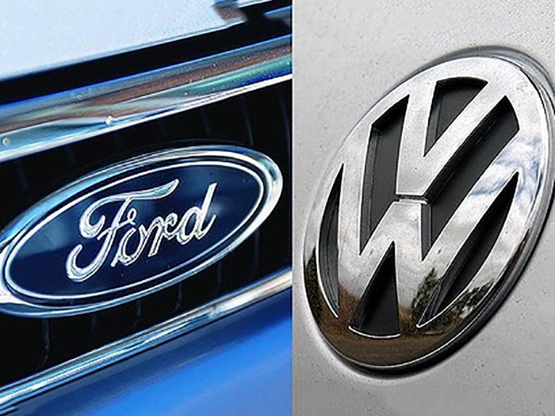 Ford и Volkswagen будут вместе делать легковушки 1