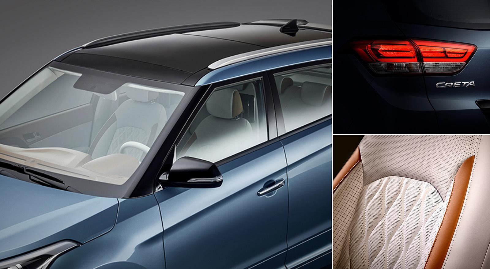 У Hyundai Creta появится «роскошная» версия 1