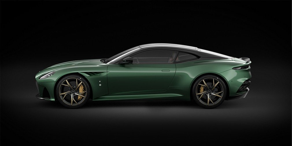 Aston Martin посвятил суперкар победе в «Ле-Мане» 60-летней давности 2