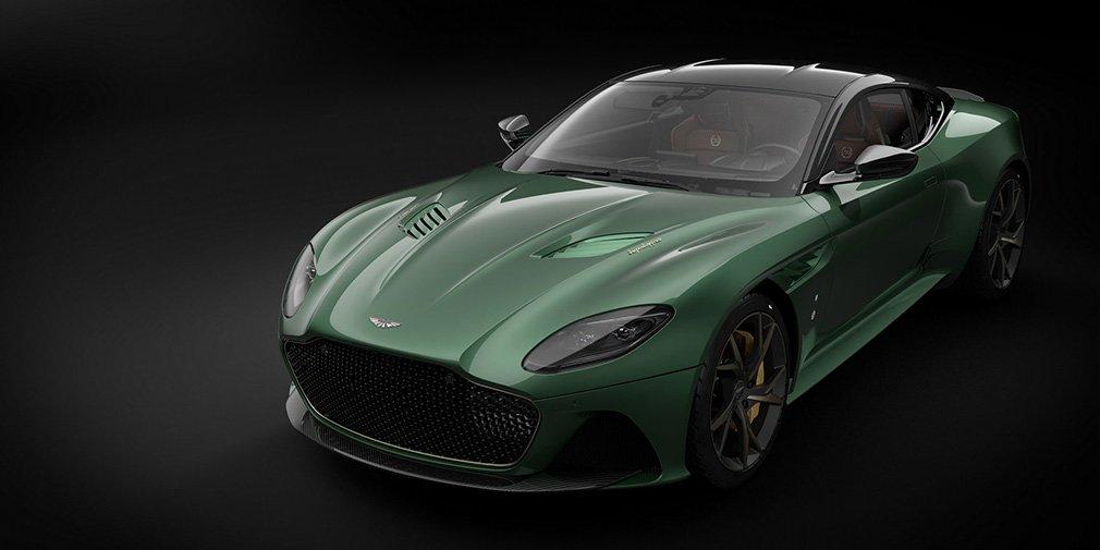 Aston Martin посвятил суперкар победе в «Ле-Мане» 60-летней давности 1