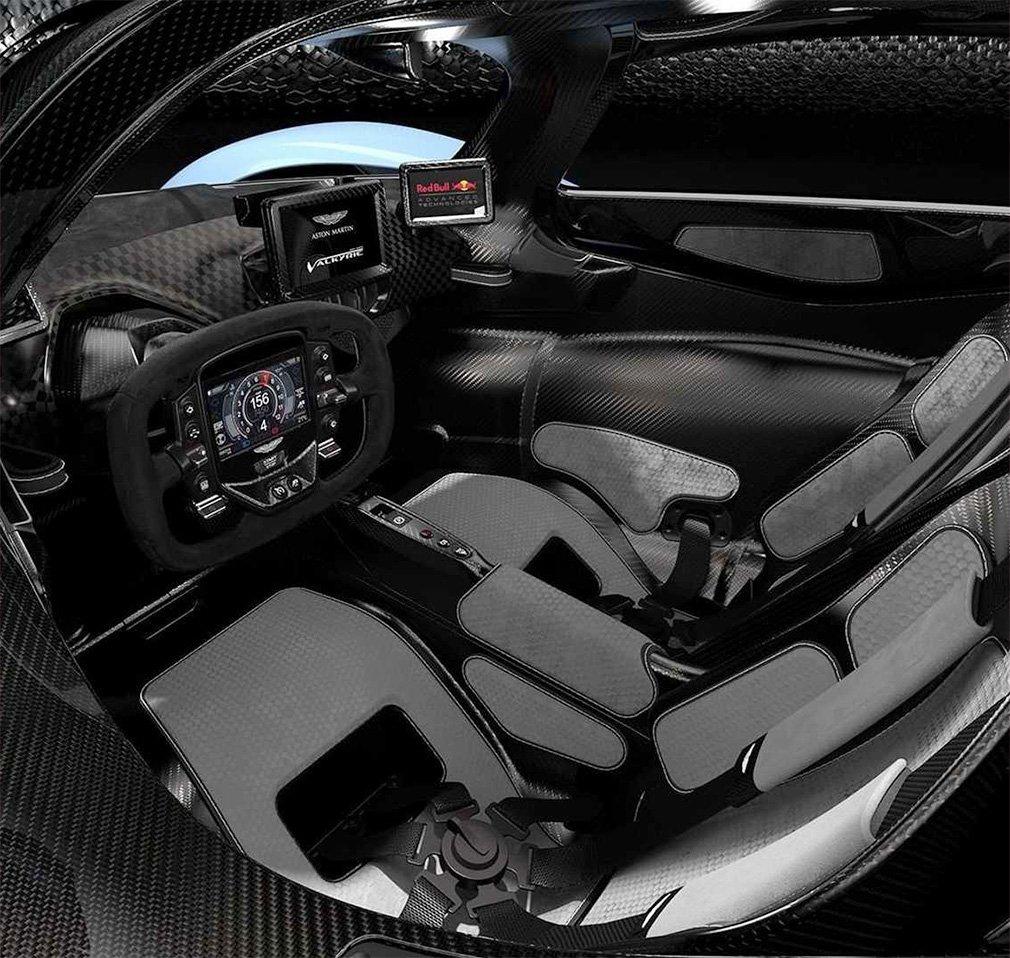 Aston Martin опубликовал новые фотографии 1000-сильного гиперкара 2