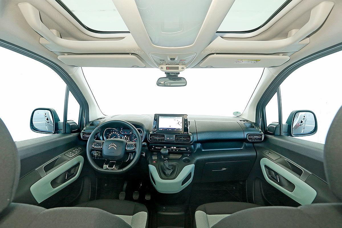 Citroen Berlingo: хорошая альтернатива автомобилю класса SUV 3