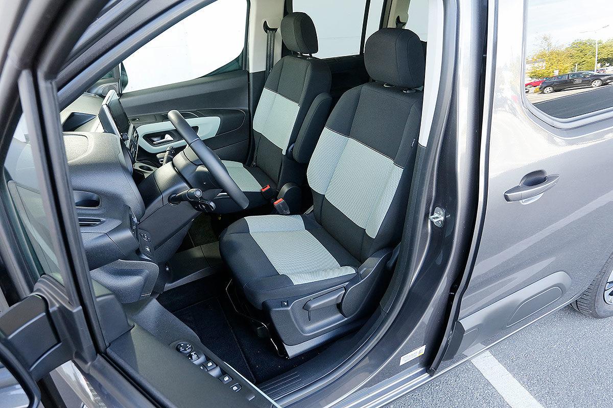 Citroen Berlingo: хорошая альтернатива автомобилю класса SUV 4
