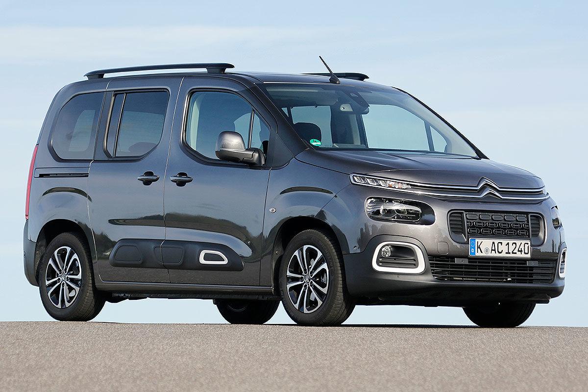 Citroen Berlingo: хорошая альтернатива автомобилю класса SUV 1