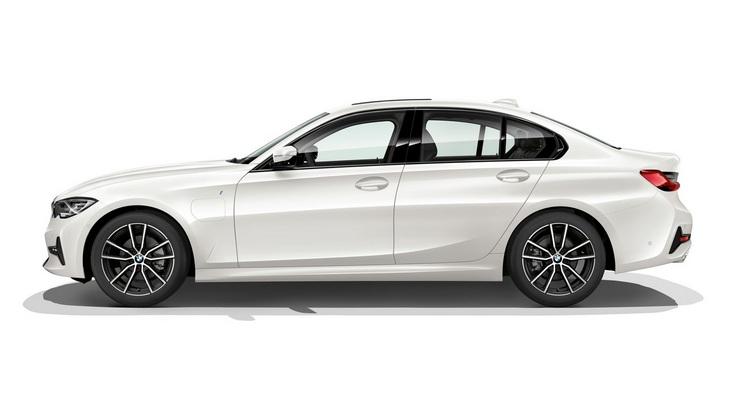 BMW выпустит улучшенную гибридную версию «тройки» 1