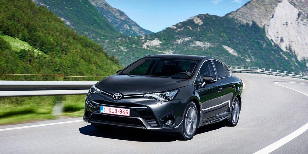 Toyota отзовет 1,6 миллиона автомобилей по всему миру 1