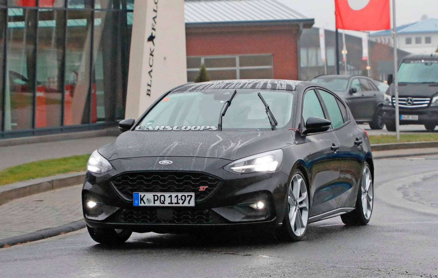Ford пропустит автосалон в Женеве 1