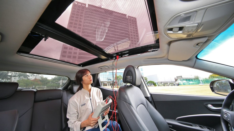 Автомобили Hyundai и Kia оснастят солнечными батареями 1