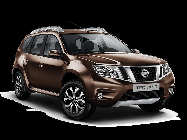Японцы представили обновленный кроссовер Nissan Terrano 1
