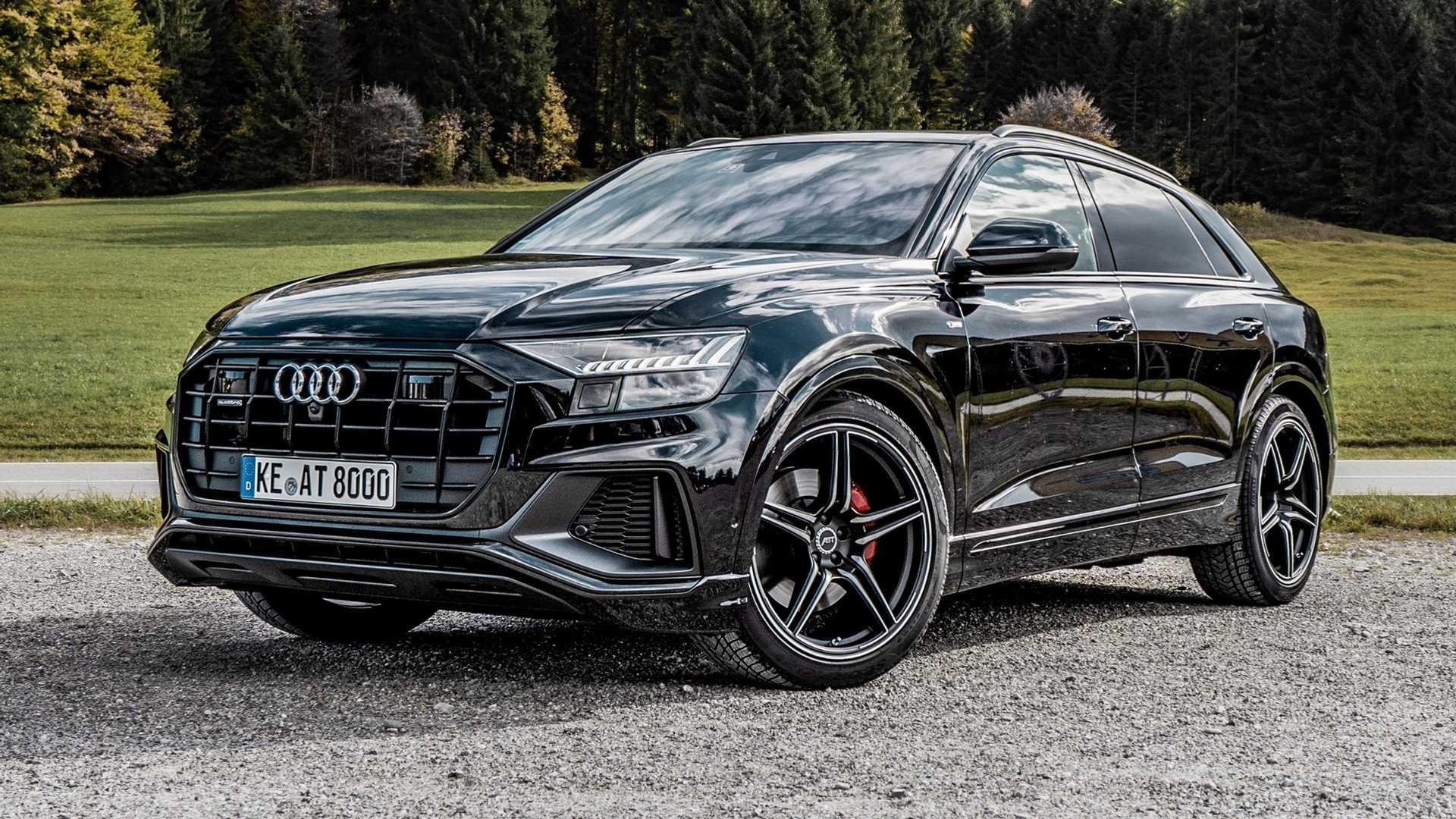 ABT представил первый тюнинг для Audi Q8 1