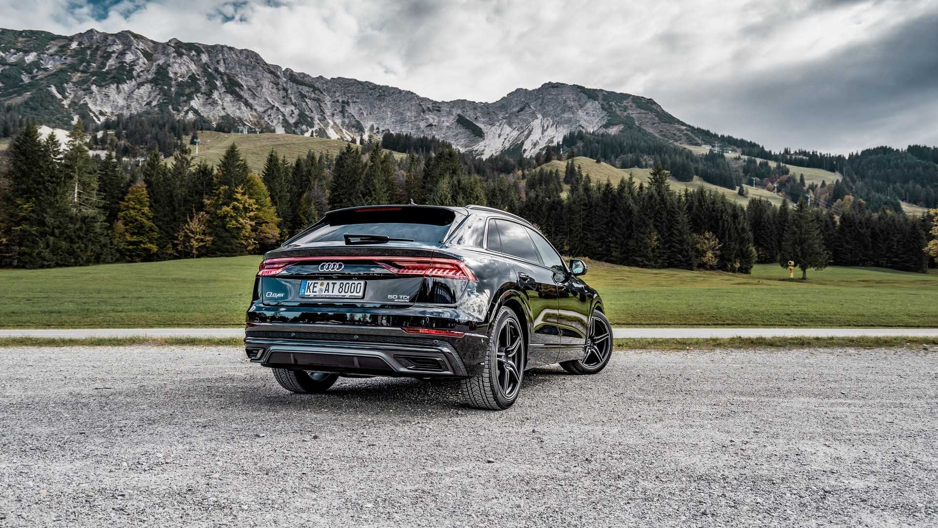 ABT представил первый тюнинг для Audi Q8 2