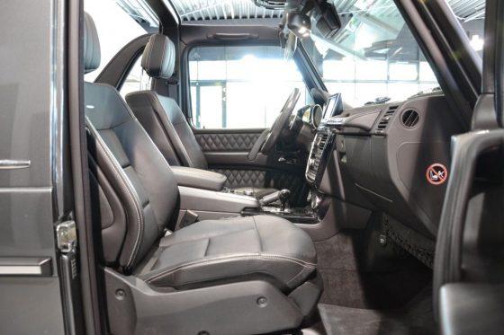 Подержанный Mercedes G500 продают по цене суперкара 3