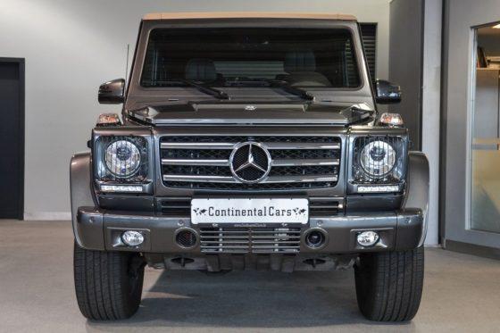 Подержанный Mercedes G500 продают по цене суперкара 1