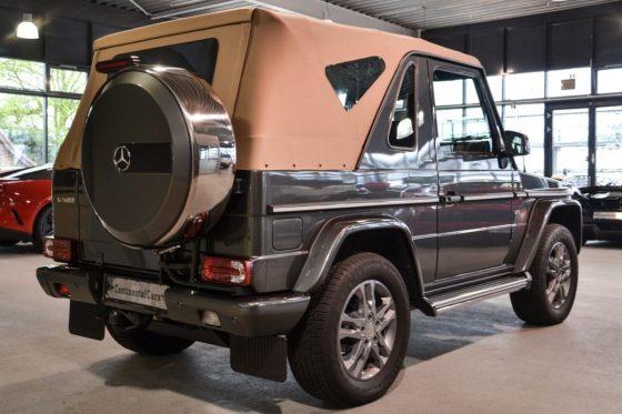 Подержанный Mercedes G500 продают по цене суперкара 2