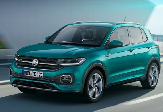Volkswagen выпустит ещё один кросс «начального уровня» 2