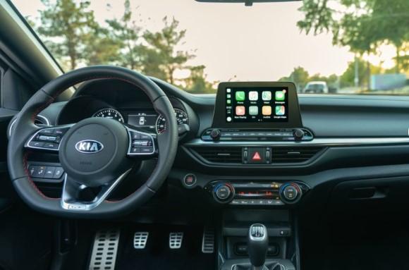 Спортседан Kia Forte GT дебютировал на выставке SEMA 3