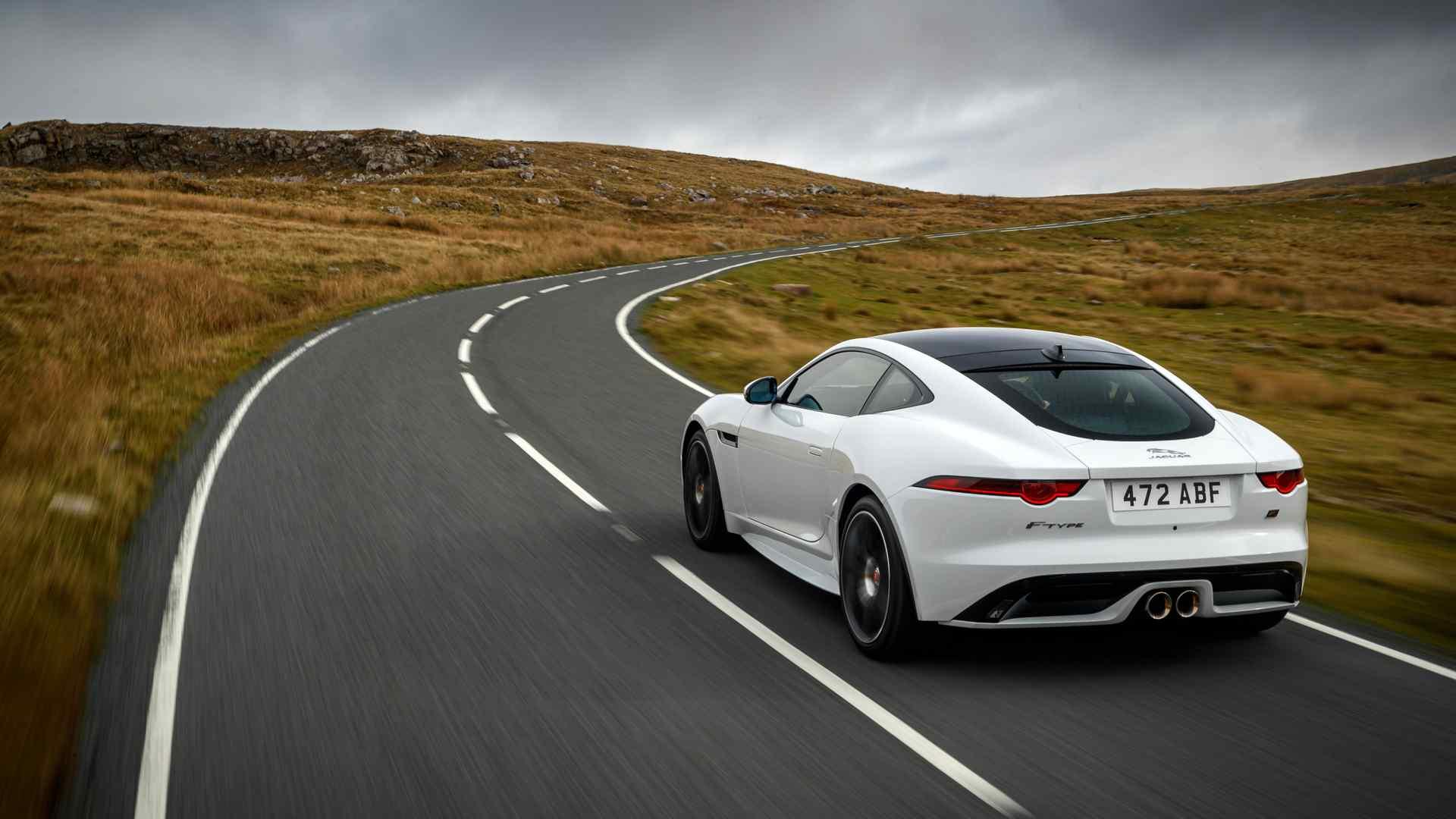 F-Type посвятили 70-летию спортивных Jaguar 2