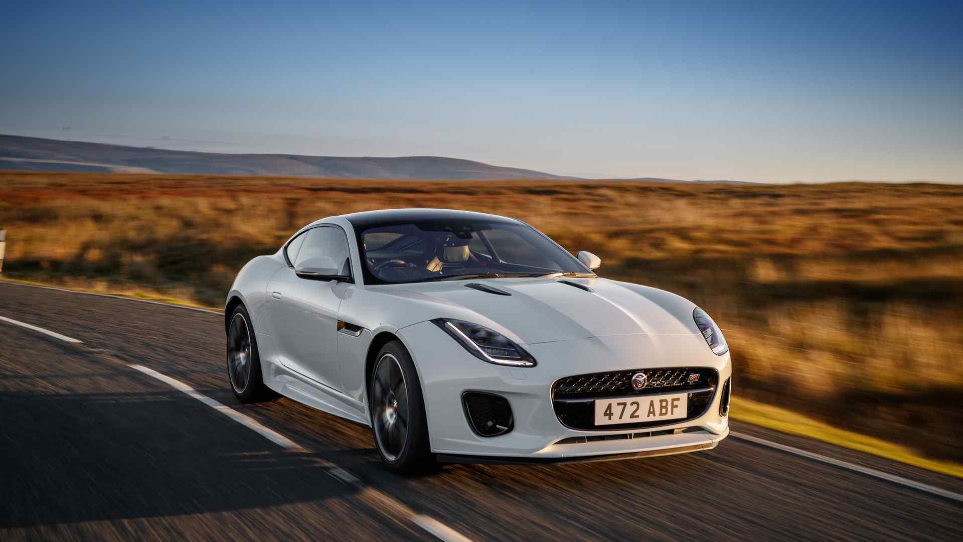 F-Type посвятили 70-летию спортивных Jaguar 1