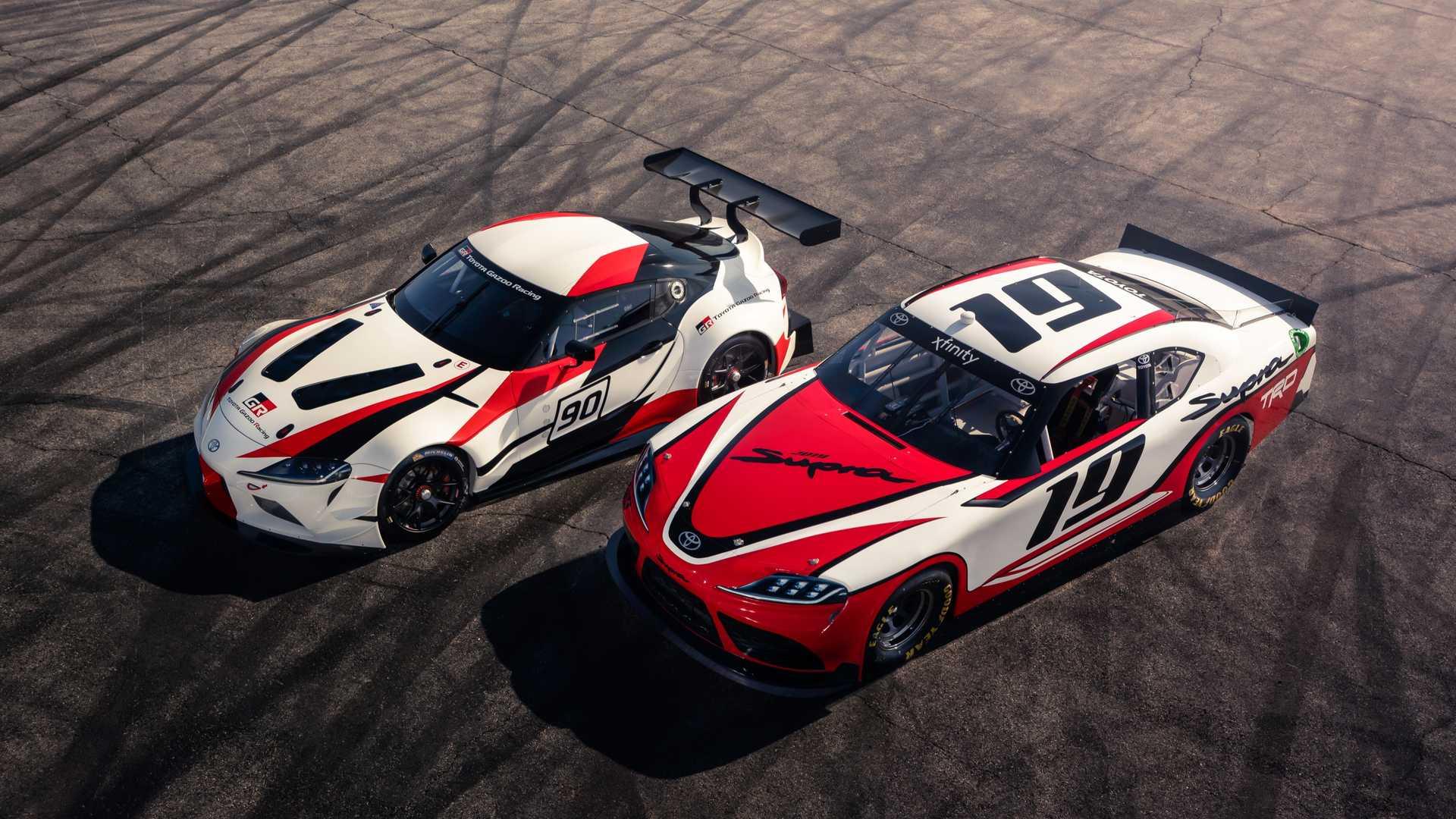 Toyota официально подтвердила дебют Supra в Детройте 1