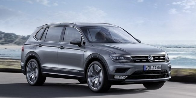 К 2025 году каждый второй автомобиль Volkswagen будет внедорожником 1