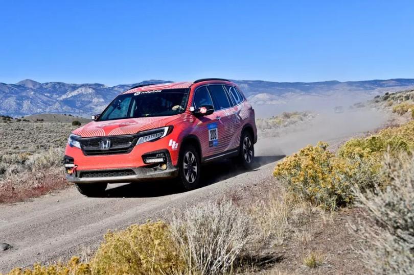 Honda превратит пикап Ridgeline в «экспедиционник» 1
