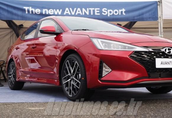 Обновленная «заряженная» Hyundai Elantra Sport сохранила 204-сильный двигатель 1