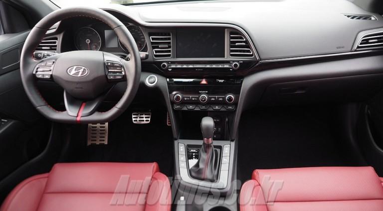 Обновленная «заряженная» Hyundai Elantra Sport сохранила 204-сильный двигатель 3