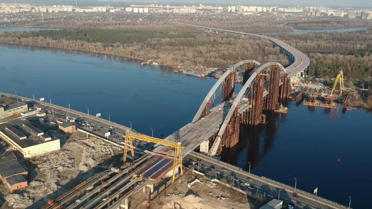 Когда откроют автомобильную часть Подольско-Воскресенского моста 1