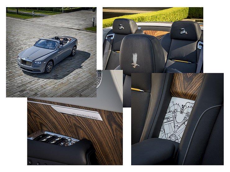 Rolls-Royce сделал эксклюзивный «авиационный» кабриолет 1