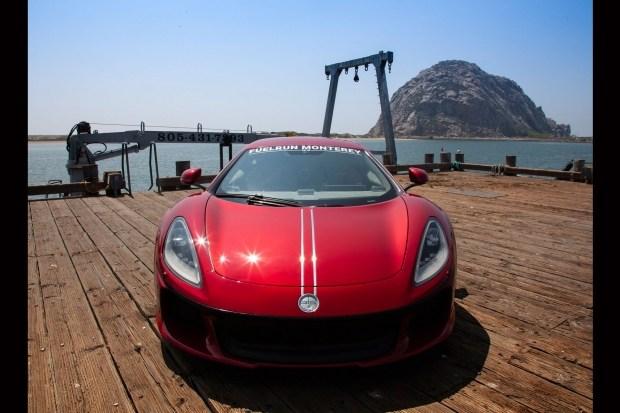 Итальянская ATS выпустит суперкар GT на 827 лошадиных сил 1