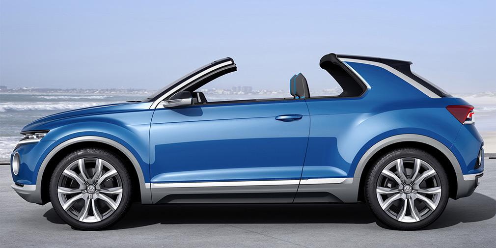 В Volkswagen назвали сроки появления серийного кросс-кабриолета 1