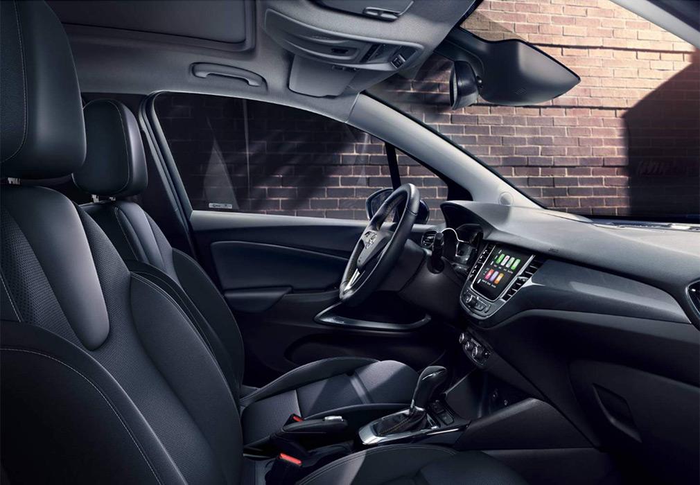 Кроссовер Opel Crossland X получил новый дизель с «автоматом» 2