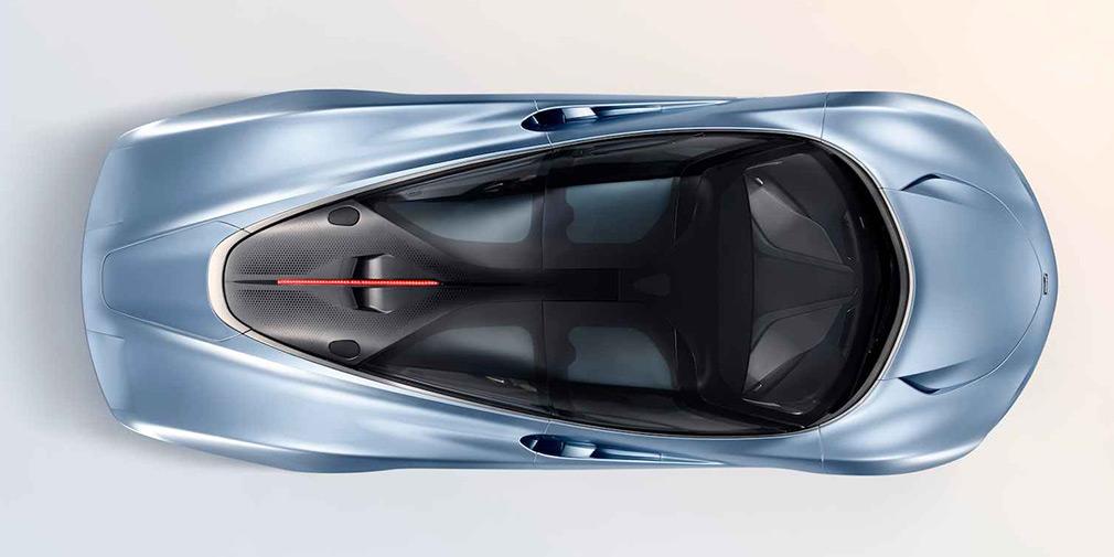 McLaren представил быстрейший гиперкар в своей истории 2