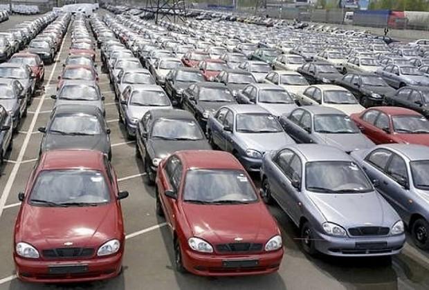 Сколько украинских автомобилей покупают иностранцы 1