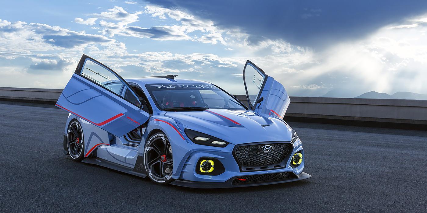 В Hyundai начали разработку флагманского спорткара 1