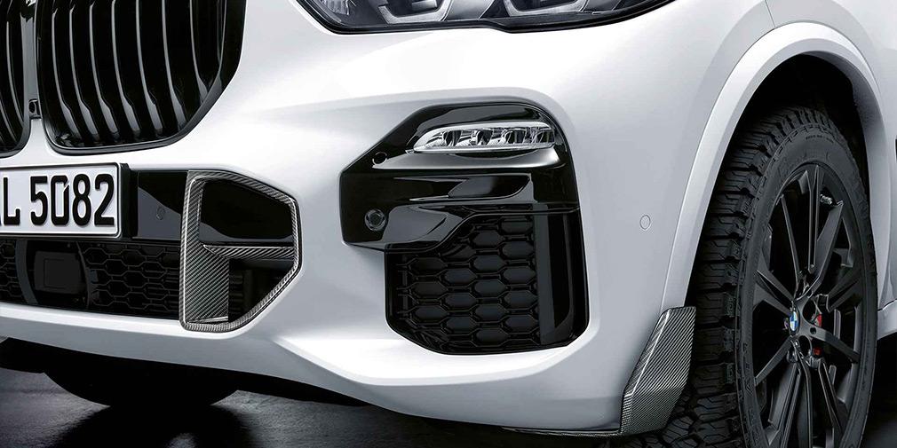 BMW показала новый X5 в спортивном обвесе 1