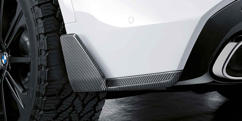 BMW показала новый X5 в спортивном обвесе 2