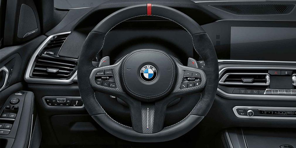 BMW показала новый X5 в спортивном обвесе 4